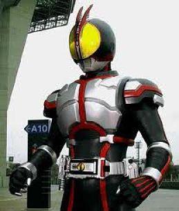 Kamen Rider Faizu